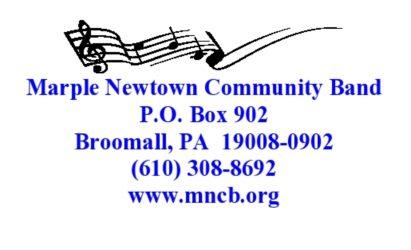 Marple Newtown Community band